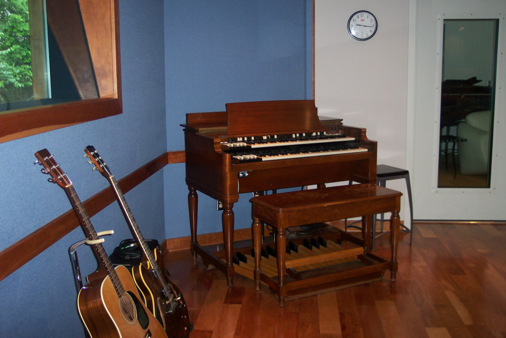 Hammond B3 and guitars